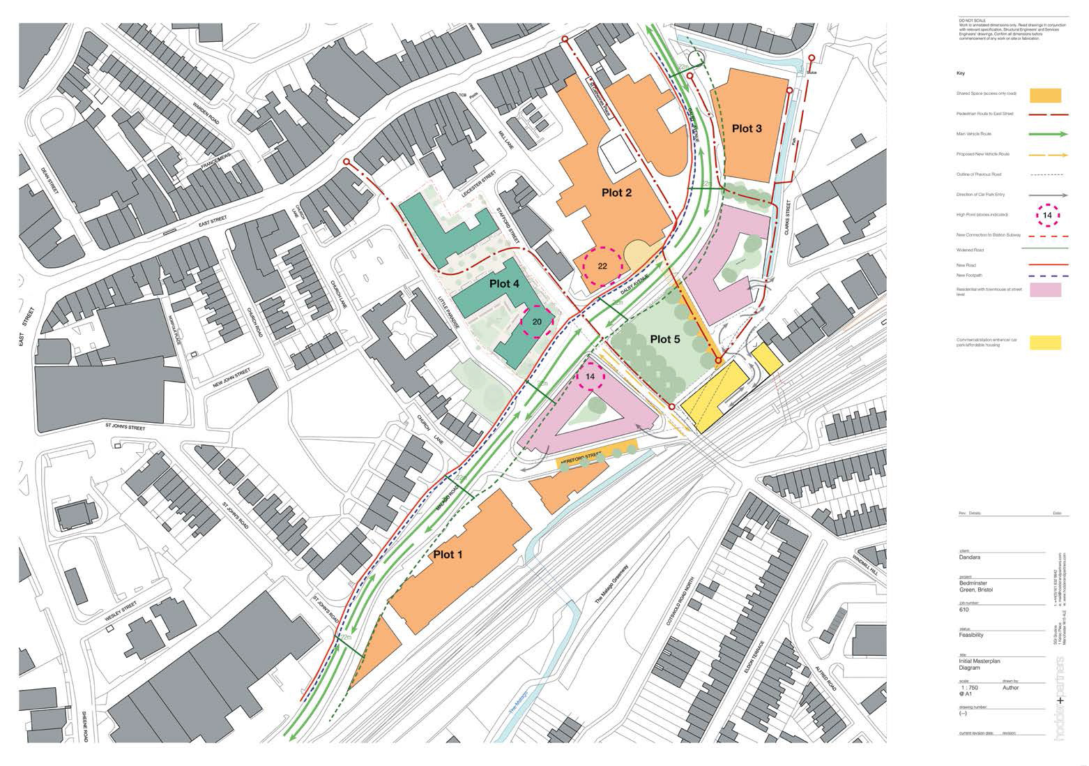 Bedminster Green Masterplan